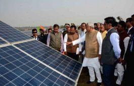 Solar Power Very Much on the Agenda for Bihar: Nitish Kumar