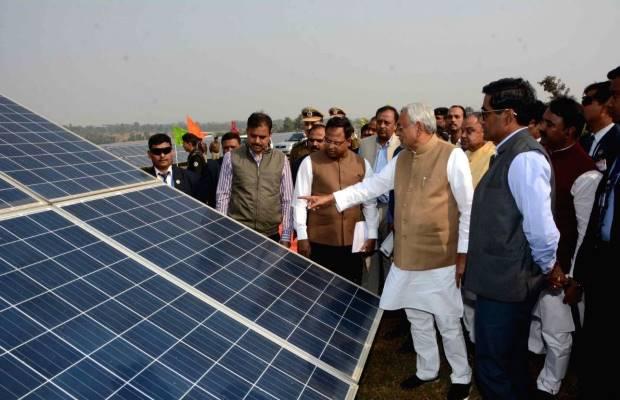 Solar Power Bihar