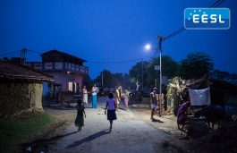 EESL Issues Tender for LED Street Lights in Gram Panchayats of Jharkhand