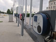 Ryder, ABB & In-Charge Unveil EV Charging Solution for Fleet Operators