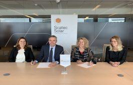FMO Acquires 40% Stake in Scatec Solar's Kamianka Project in Ukraine