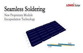 LONGi Solar Unveils New Module Encapsulation Technology