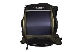 Lumos Thrillseeker Solar Backpack