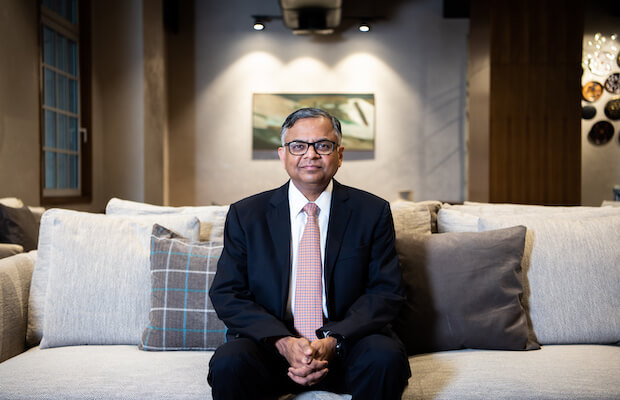 EV Transition N Chandrasekaran