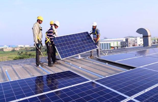 NTPC 530 kW Rooftop Solar