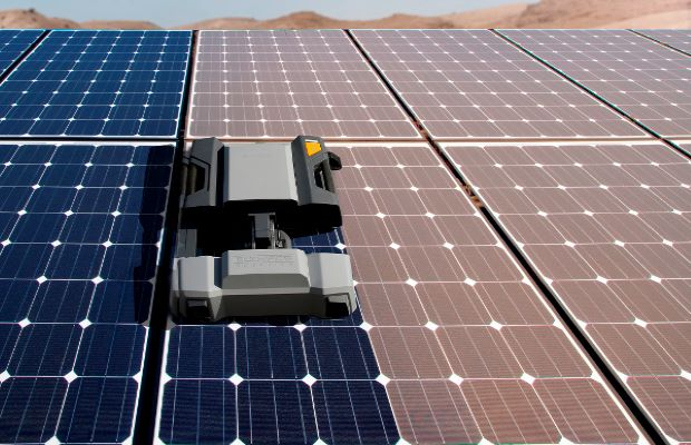 Solar Sector Water