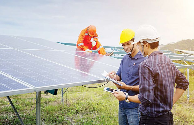 solar power jobs