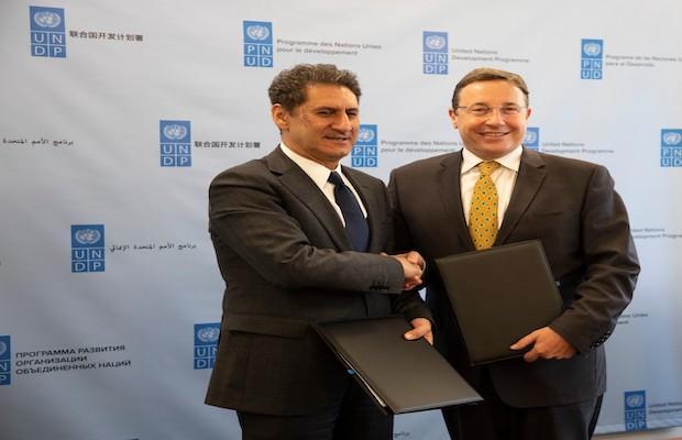 UNDP and IRENA