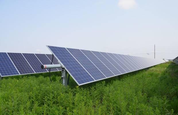 Solar Park in Nebraska