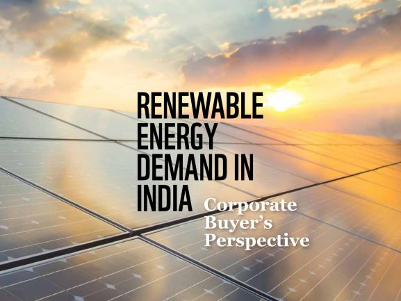 India Corporate Renewable