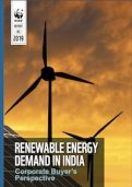 WWF Report on Renewable Energy Demand in India: Corporate Buyer's Perspective