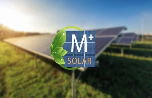Amplus 100 MW Solar