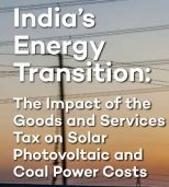 Impact of GST on Solar and Coal Power in India
