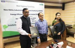 EESL, NOIDA Join Hands to Install 100 Charging Stations
