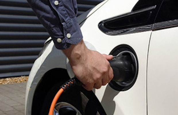 EV Chargepoints Homes UK