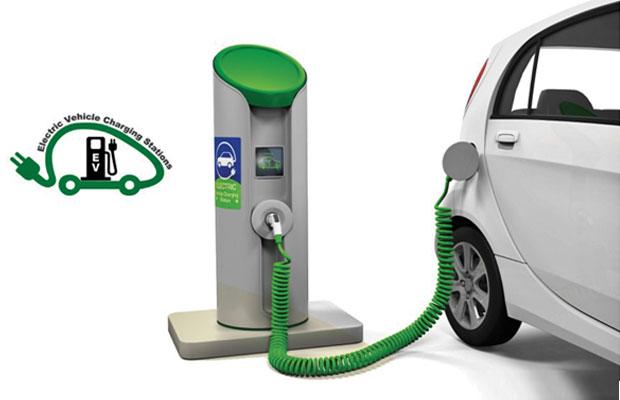 ev charging station india