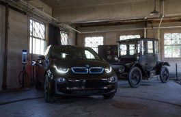 BMW Donates 100 EV Charging Stations to National Parks