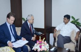 IEA Chief Calls on RK Singh to Discuss Clean Energy Transition