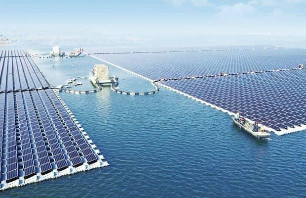 Singapore Floating Solar