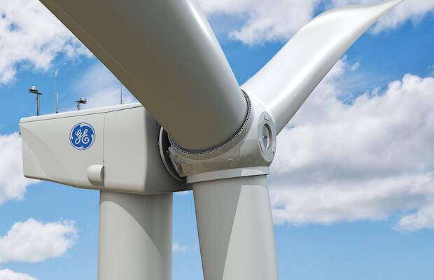 GE Wind Turkey