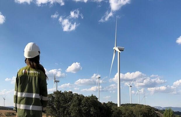 Iberdrola 114 MW Wind