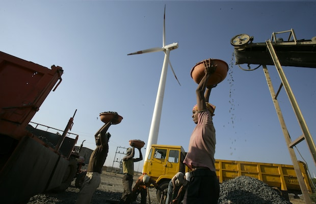 India Wind Installations Deflating