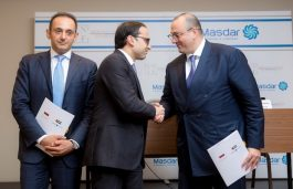 Masdar Signs MoU in Armenia for Development of 500 MW RE Projects