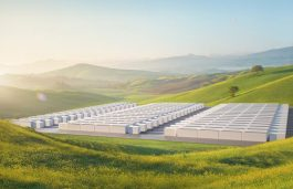 Tesla Introduces New Battery for Utility Scale Energy Storage