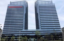 Hanergy Completes China's Biggest PV Glass Wall Project
