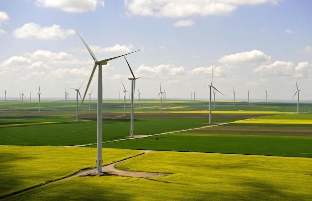Goldwind 200 MW Wind Canada