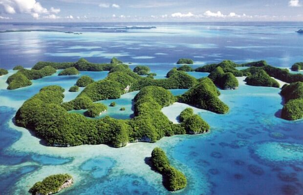 Palau International Solar Alliance