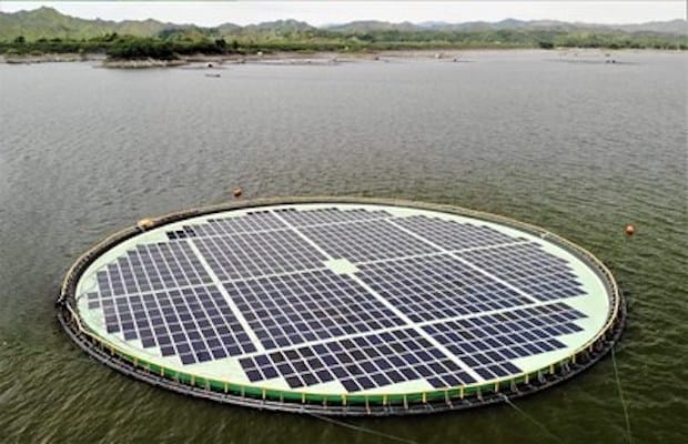 Philippines Floating Solar