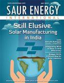 Saur Energy International Magazine July 2019