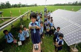 BEL sets up Solar-Power Classrooms in 122 Government Schools in Karnataka