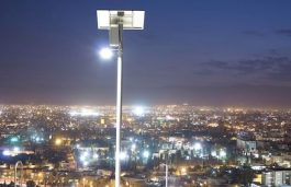 Tender for 20,000 Solar Streetlights Issued by REIL