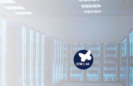 ST Raises Performance of Next-Gen Digital Power Applications with STM32G4 Microcontrollers