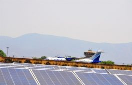 Tirupati's Renigunta International Airport Turns on Solar Power