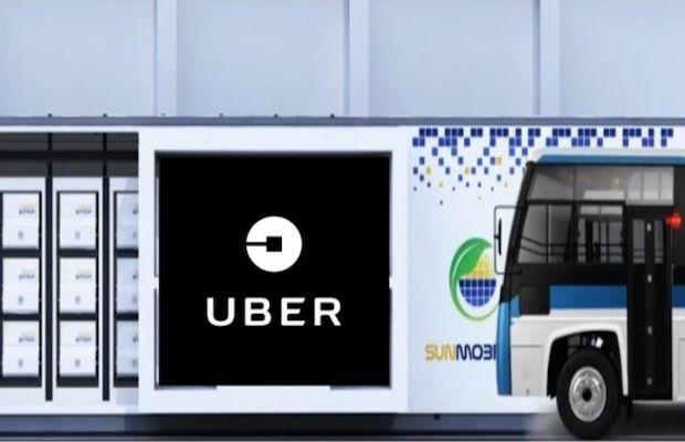 Uber Electric Autos
