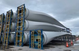 Wind & Chemical Industry Partner to Advance Turbine Recycling