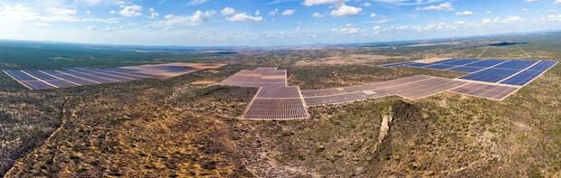 Atlas Brazil 156 MW Solar
