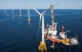 Europe Invested a Record €26 bn in Offshore Wind in 2020: Report