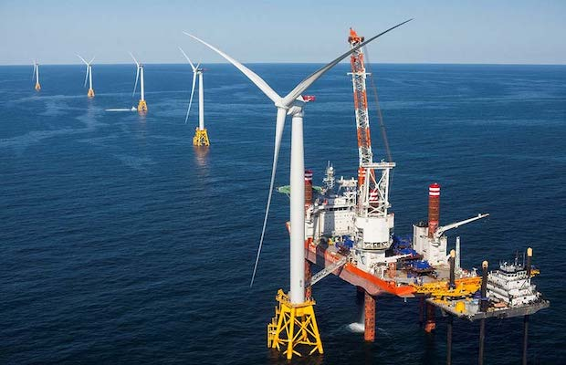 Offshore Wind 193 GW 2030
