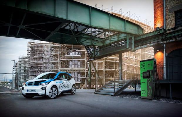Statkraft E-Wald EV Charging