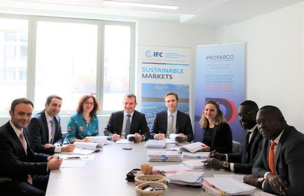 IFC EIB Solar Senegal