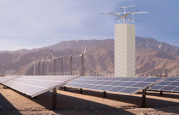Energy Vault Softbank