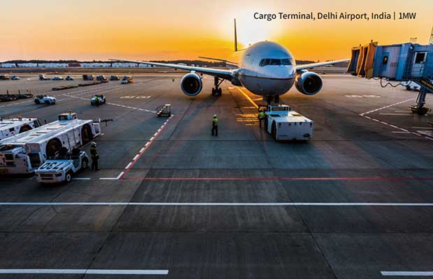India Delhi International Airport