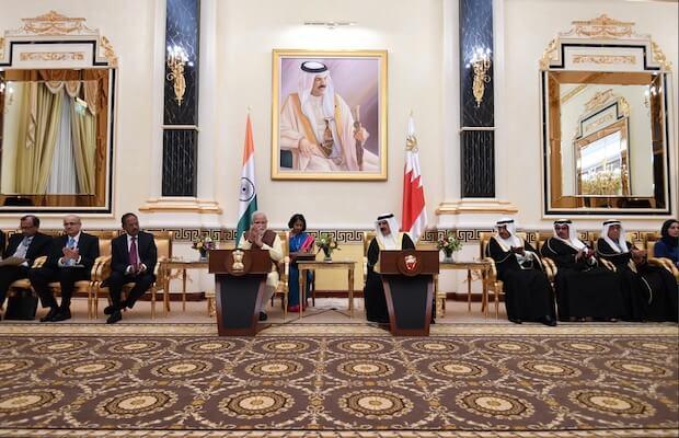 India Bahrain Solar Energy