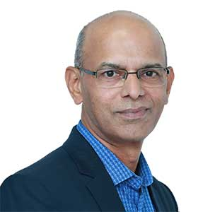 Mohandas Mekanapurath, business head, Bosch Energy