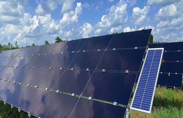 South Carolina's Largest Solar Project