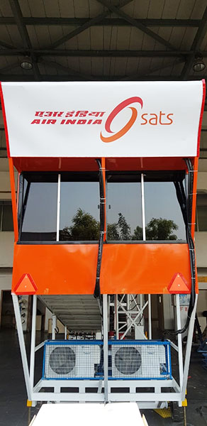 SATS Airports Services